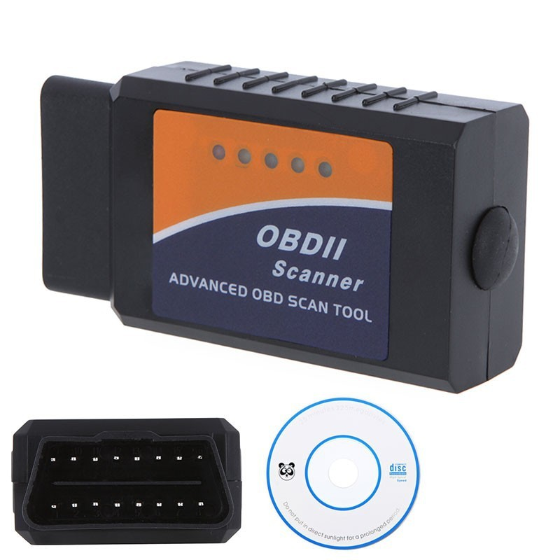 Автосканер Bluetooth OBD-2